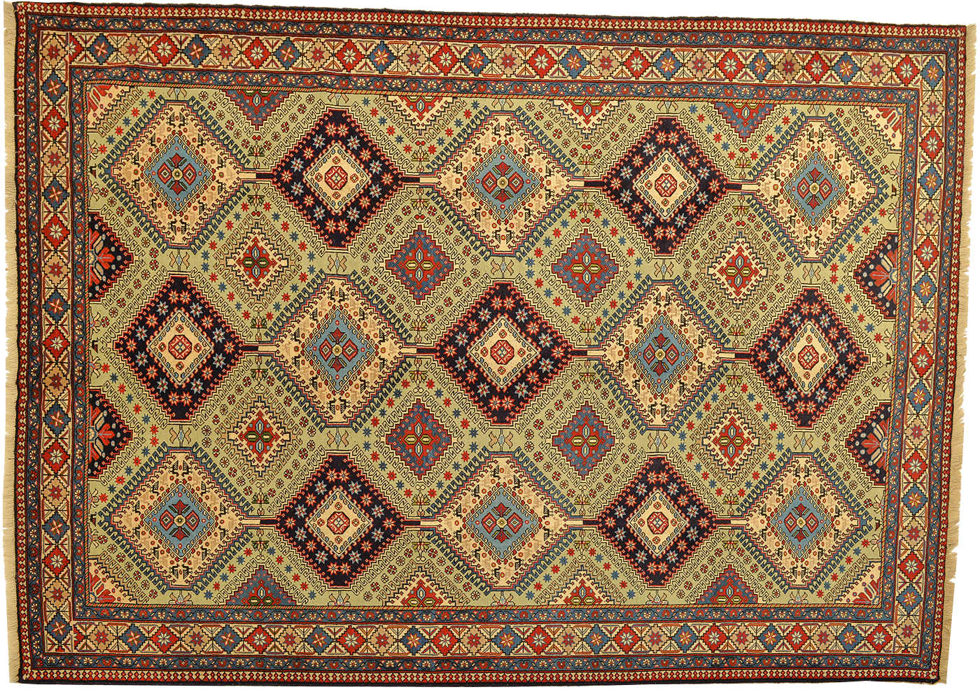Galleria tappeti persiani orientali pompei haravi - Tappeti orientali ...