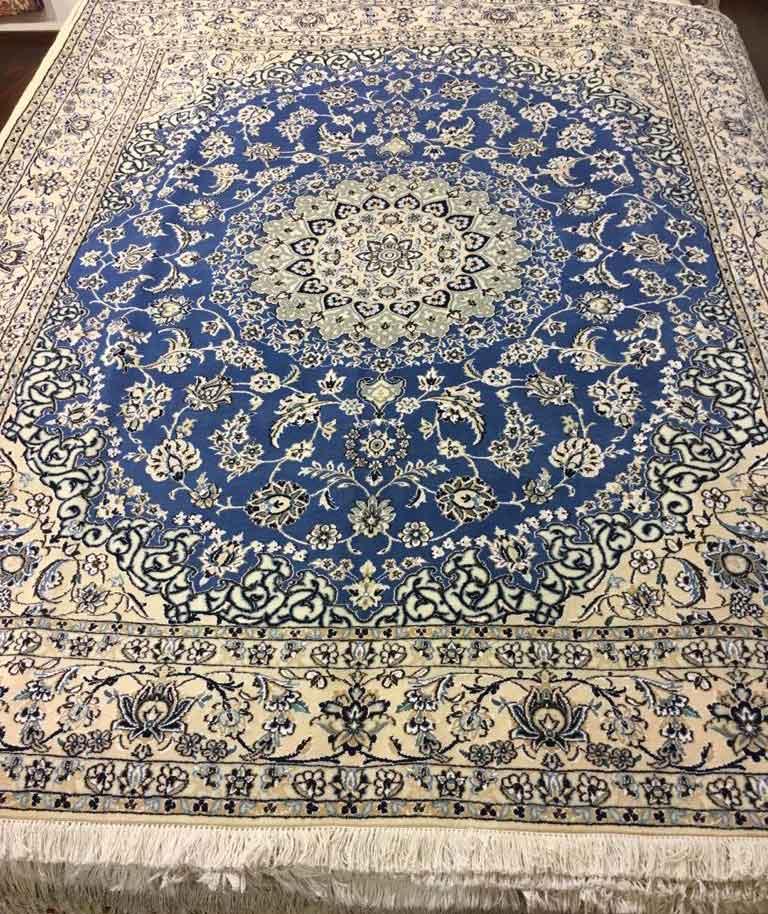 Arredare casa con i tappeti orientali Nain