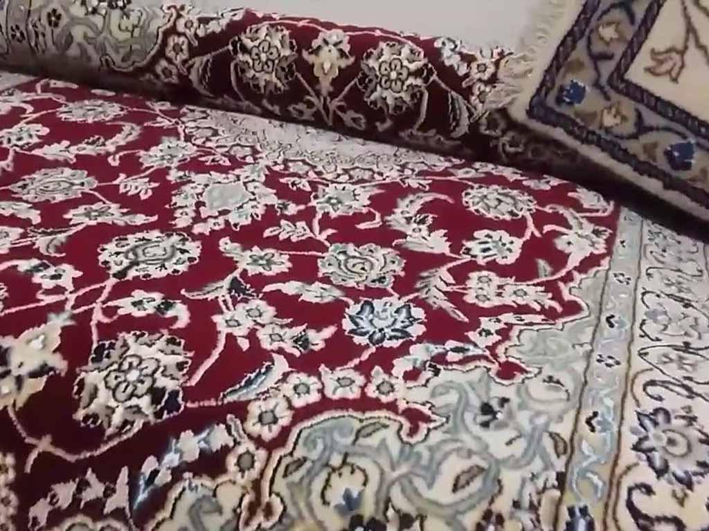 Tappeti persiani orientali nain napoli