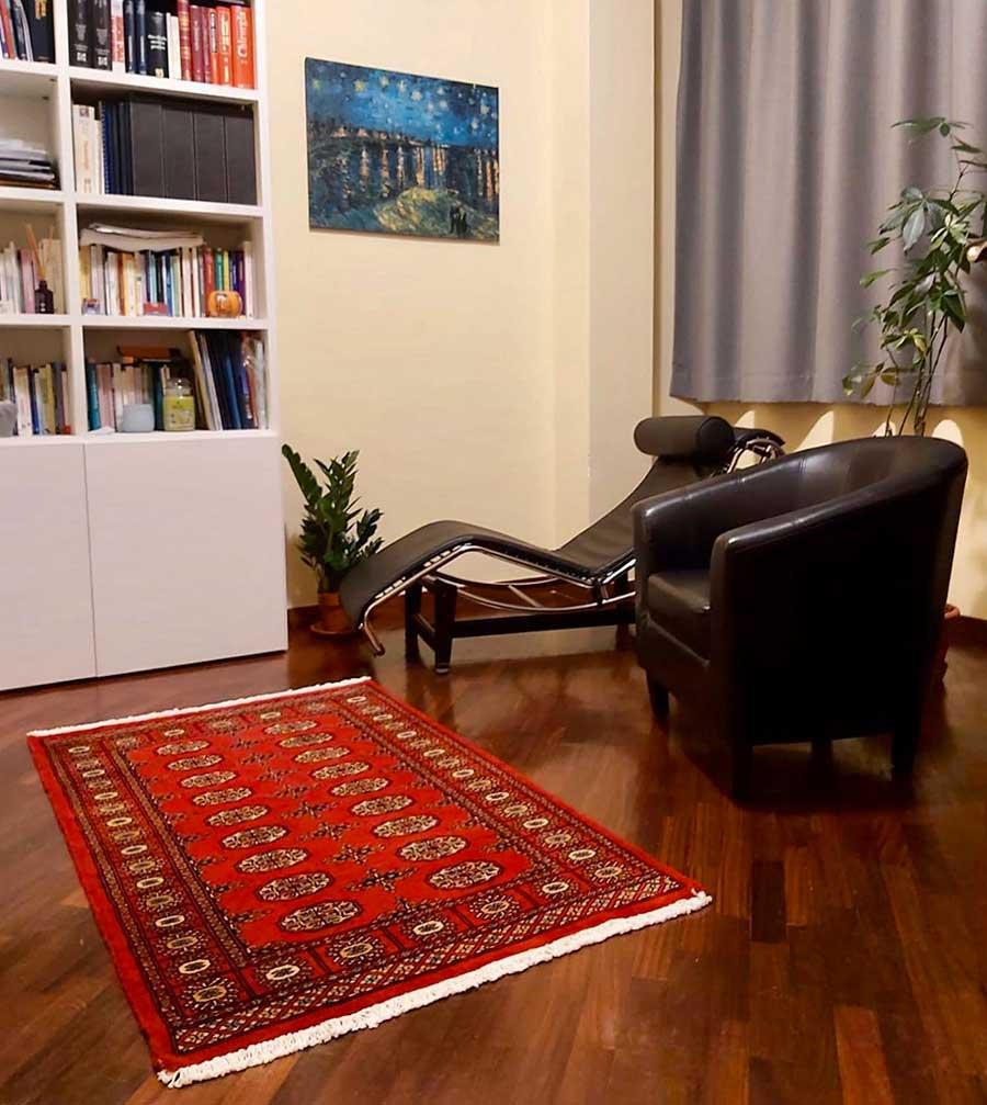 Arredare uno studio professionale con i tappeti persiani